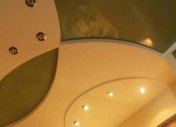 Натяжные потолки Дескор