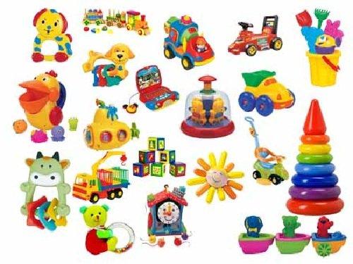Развивающие игрушки для детей от года до трех лет