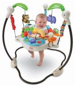 Тренажеры для развития двигательных навыков ребенка - прыгунки