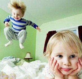 Гиперактивный малыш - как укладывать спать?