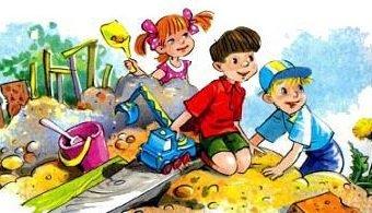 Правила поведения на детской площадке и в песочнице - как научить ребенка?