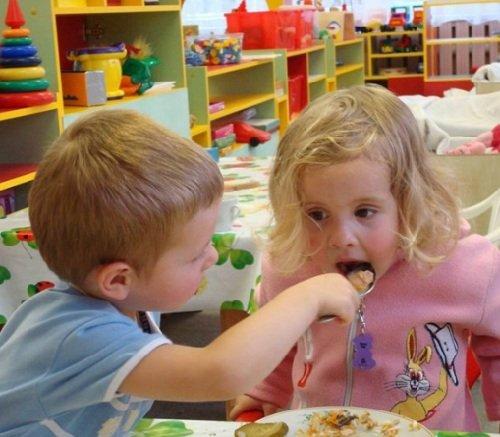 Ребенок часто болеет в детском саду.
