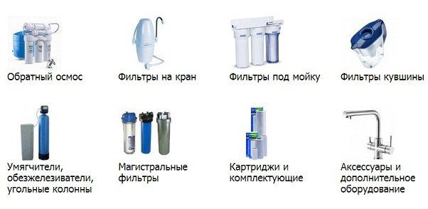 Фильтры для очистки воды — какой выбрать?