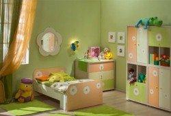 Какую выбрать мебель для детской комнаты
