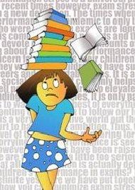 Стресс во время экзаменов