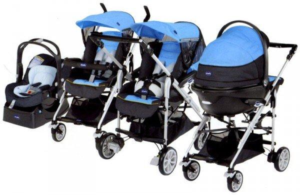 Детские коляски для новорожденных.