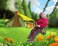Где погулять с ребенком в теплые дни