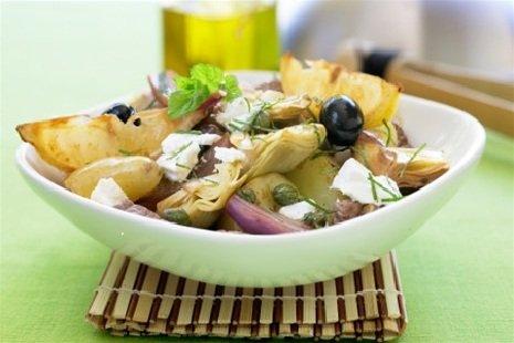 Греческая диета признана самой популярной