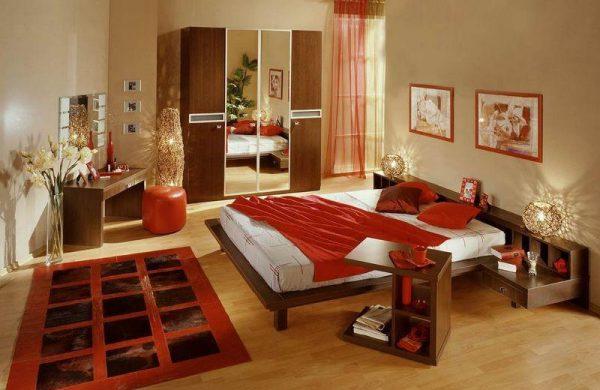 Аксессуары для спальни без лишних затрат