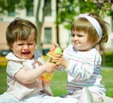 Как справиться с детскими конфликтами