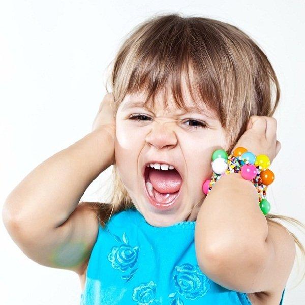 Как сохранять спокойствие во время детских истерик?
