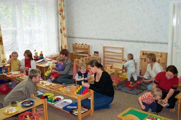 Монтессори - педагогика и методика детских садов.