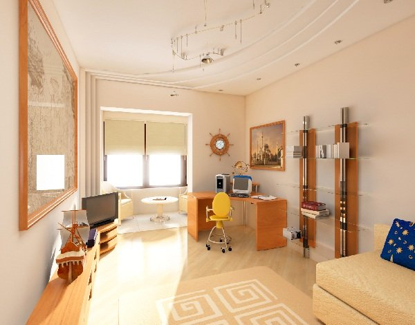Недорогой дизайн комнаты – советы