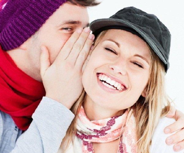 Как сделать девушке приятно на деле и словами?