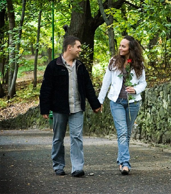 Первое свидание и как влюбить в себя парня.