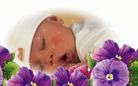 Ночной сон ребенка - как спать спокойно