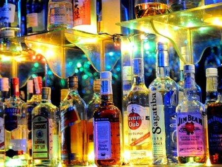 Самые вредные продукты питания - спиртное