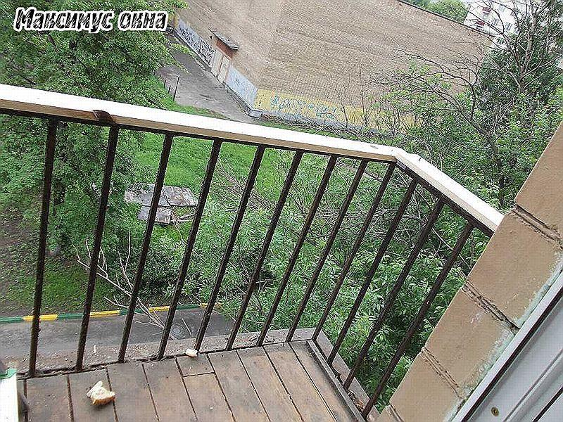 шкаф для балкона в хрущевке
