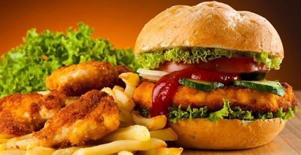 Самые вредные продукты питания - фаст-фуд