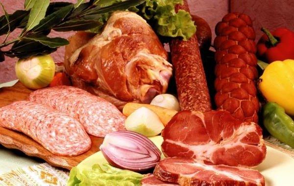 Самые вредные продукты питания - колбаса