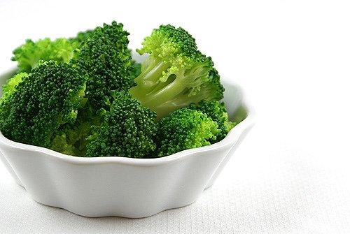 Самые полезные продукты питания - брокколи