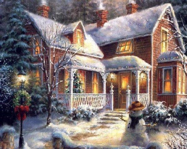 Как дома провести Новый год экономно и задорно?