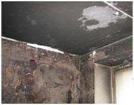Как отмыть квартиру после пожара