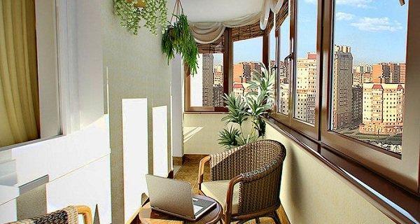 Остекление балконов и лоджий - способы