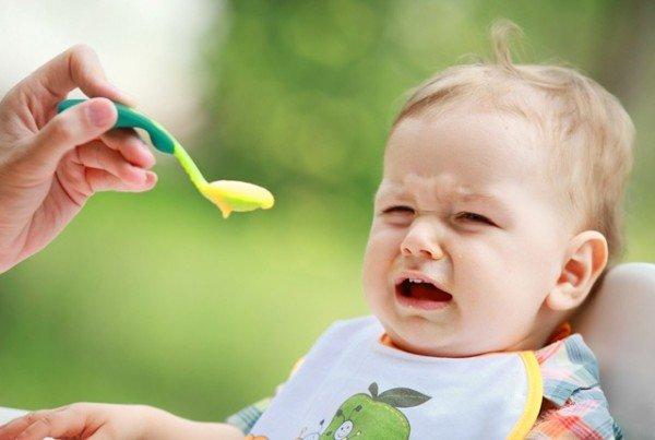 Плохой аппетит у ребенка - как приучить к здоровой пище