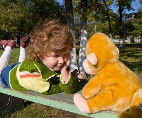 Почему дети заводят воображаемых друзей?