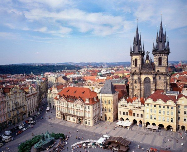 Туры в Чехию в Пардубице
