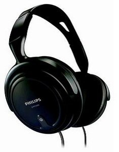 наушники philips shp2000 полноразмерные