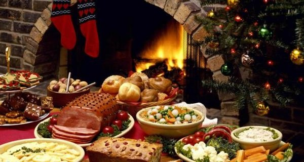 Новогодний стол 2014 - блюда и как накрывать
