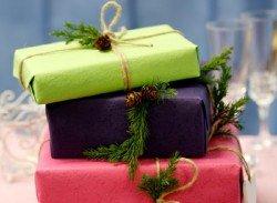 Что дарить на новый год