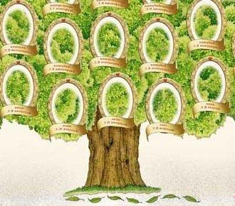Как найти своих родственников
