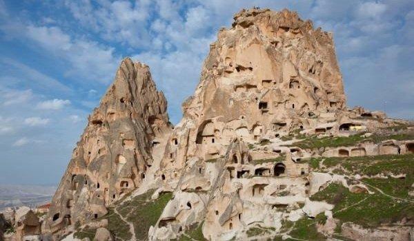 Дома пещеры фото ТОП-10 - Турция, Учхисар