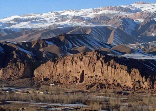 Дома пещеры фото ТОП-10 - Афганистан, Бамиан