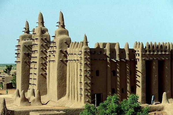Дома пещеры фото ТОП-10 - Мали, Откос Бандиагара