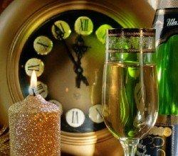 Новогодняя ночь в одиночестве