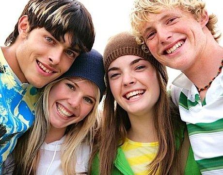 картинки подростков: