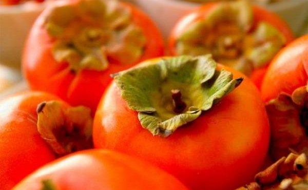 Самые полезные фрукты, овощи и ягоды зимой - Хурма. .