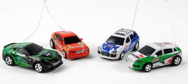 Радиоуправляемые игрушки машинки