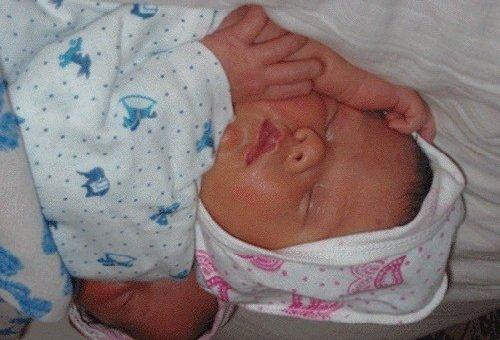 Первые дни после роддома.