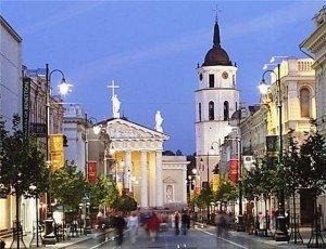 Как хорошо отдохнуть в Вильнюсе всей семьей