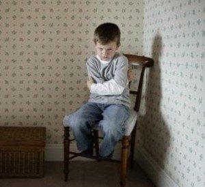 Как правильно наказывать деток?