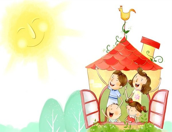 Отношения в семье - основы крепкой семьи