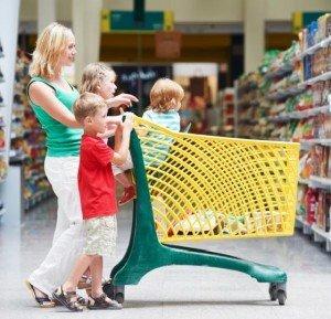 В магазин с ребенком - как сберечь нервы