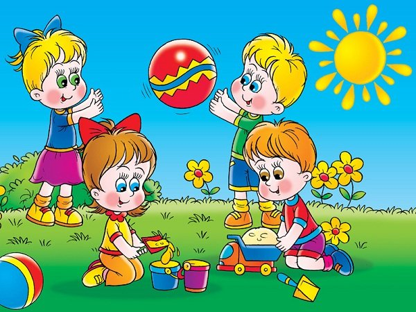 Подготовка ребенка к детскому саду.