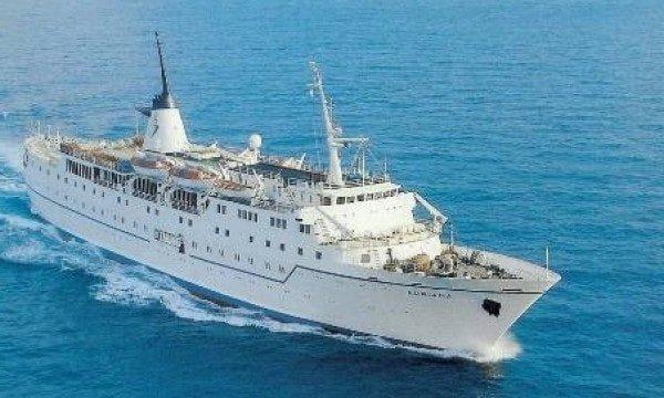 Черноморское путешествие на белоснежном лайнере