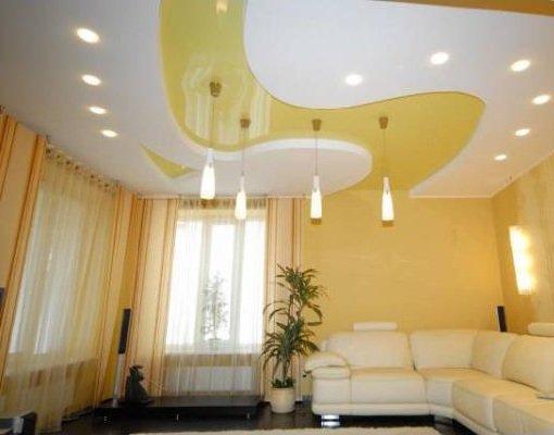 Встраиваемые светильники в подвесной потолок